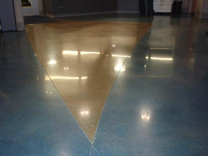 Polished Concrete | San Antonio Texas
