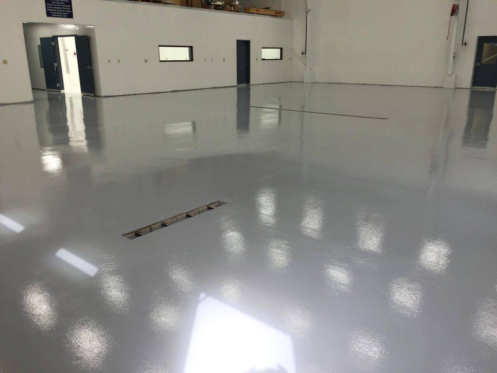 Resinous Flooring | San Antonio Texas